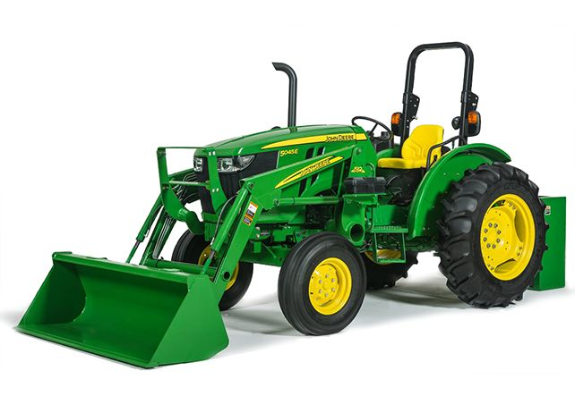 John Deere 5045E Overview: What You Should Know