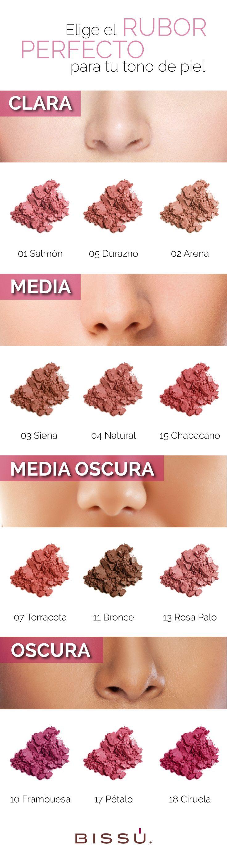 Con mis rubores llena de vida tu rostro. http://tiendaweb.bissu.com/rostro/27-rubor-profesional.html
