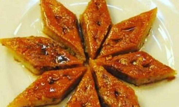 Birbirinden lezzetli menüleri ve tatlılarıyla kurulan tüm aileleri bir araya getiren bayram sofralarının vazgeçilmez tatlılarından biri olan Kosova'..