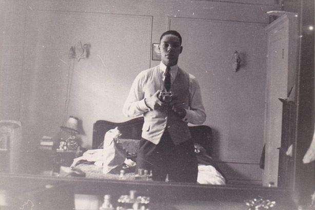 Colin Powell's OG Selfie