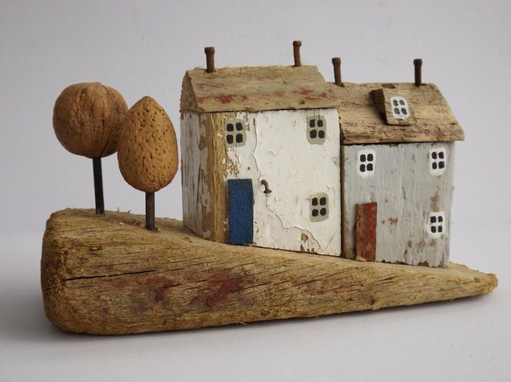Houses on the Hill - Artists – Byard Art