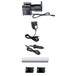 Latarka MAGCHARGER halogenowa akumulatorowa ładowalna taktyczna wojskowa policyjna samochodowa