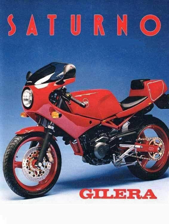 Saturno Bialbero 500, 1988-1989