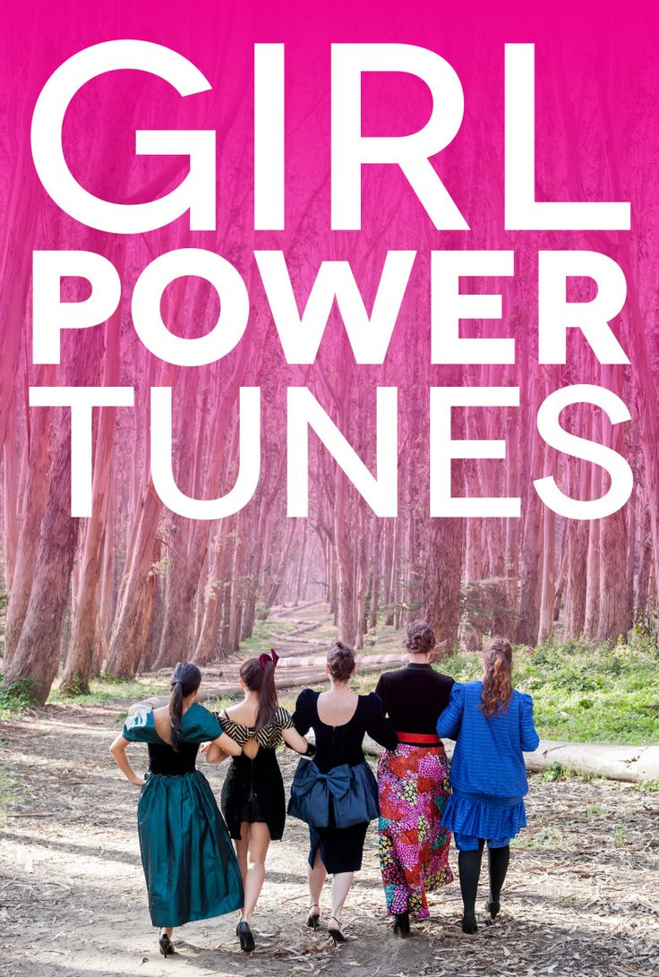 30 Girl Power Getting Ready Songs for the Morning of Your Wedding