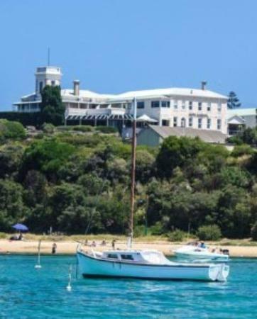 Hotel Sorrento: Sorrento, Mornington Peninsula, Port Phillip bay, Melbourne, Victoria, Australia.. See 133 Reviews and 43 Photos - TripAdvisor