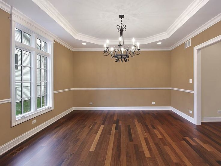 Dark Wood Floors Living Room Paint