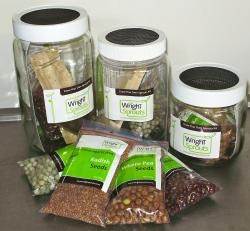 Wright Sprouts ~ Raw Food Company