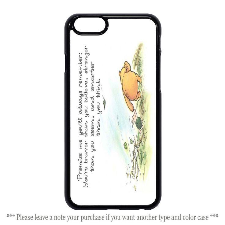 Winnie the Pooh Quote Cases iPhone 4 4s 5 5s 5c 6 6 plus Samsung Galaxy Case #UnbrandedGeneric