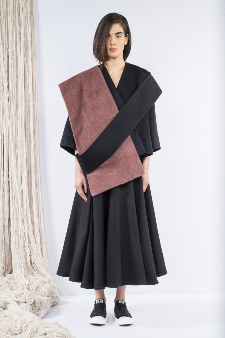 THE FASHION PROPELLANT: NYFW fall 2016 best Avant Garde collections: CLAUDIA LI