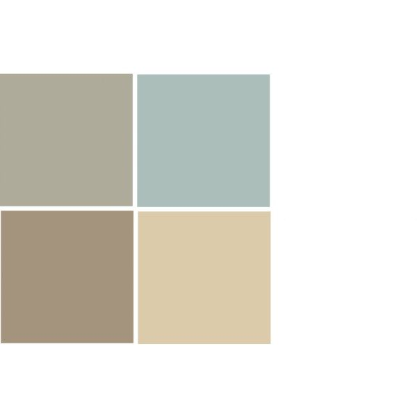 Alexandria Beige Paint Color