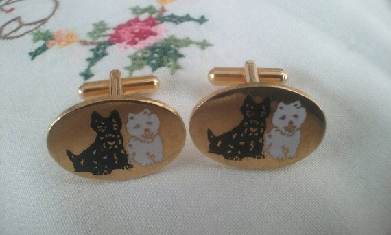 Check out this item in my Etsy shop https://www.etsy.com/au/listing/467477588/scottie-dog-enamel-and-gold-tone