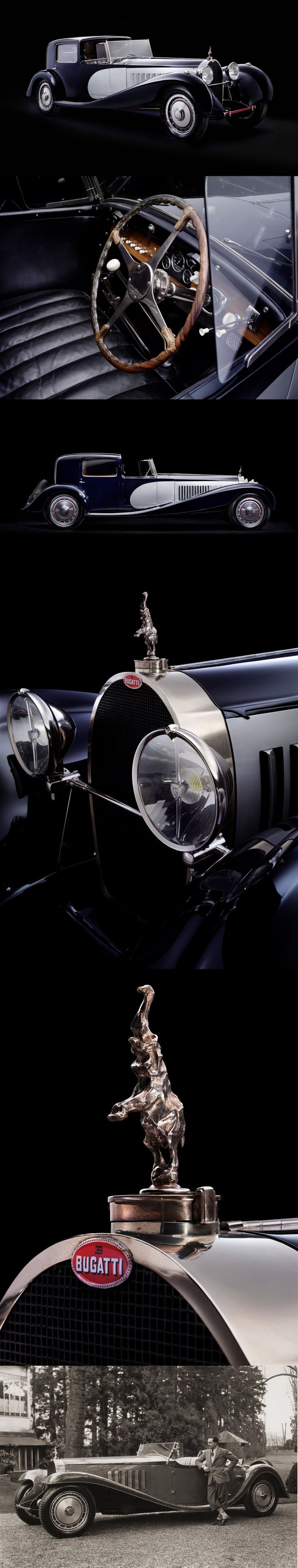 1932 Bugatti Royale (Type 41) Montecito Motor Show Sept 21st, 2014 is going to be a great show to see on CVR.                                                                                                                                                                                 More