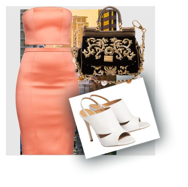 """""""Untitled #32"""" by diazw on Polyvore featuring Dolce&Gabbana"""