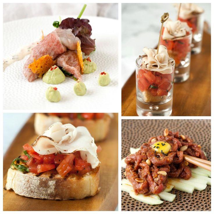 Tartaar, carpaccio en lardo: een trio van (rauw) vlees dat perfect matcht als hapje of voorgerecht, maar dat je ook prima apart kan eten. Drie recepten!