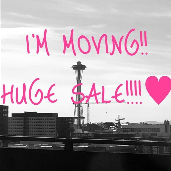 Everything!!! Hey Posh Ladies!! I just received an amazing opportunity! Which means I'm leaving Las Vegas and heading up to Seattle!!  Unfortunately, I can't possibly pack up all of my Poshmark clothes and stuff them in to my tiny car :(  What does this mean for you?? ALL LISTINGS ARE ON SALE!!!! Please please please feel free to make *any* offer on **any** item! All semi-reasonable offers will be accepted and shipped asap!  HAPPY POSHING!!!! Dresses