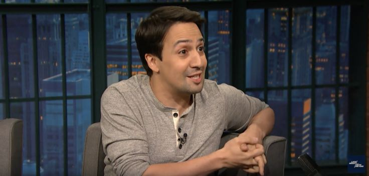 Lin-Manuel Miranda Reveals How White House Became Testing Ground for Hamilton and Why He Now Feels Like the Musical's Grandparent | Playbill