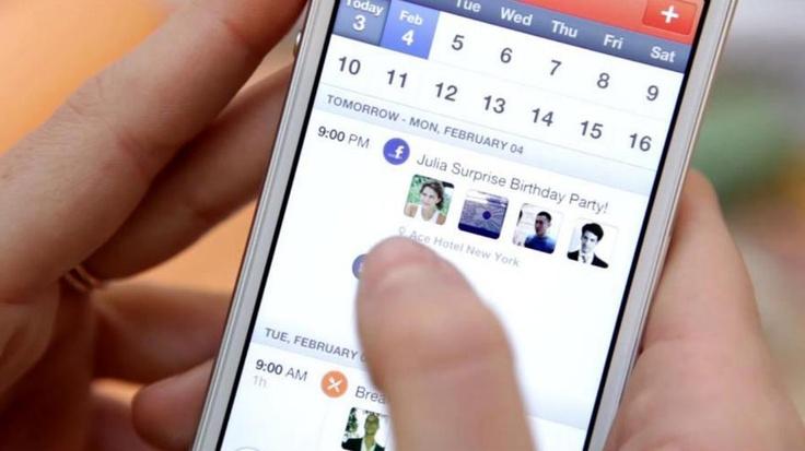 Ex-Foursquare Designers Release Social Calendar App for iPhone