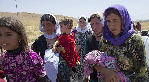 Pasukan Irak bebaskan perempuan Yazidi dari ISIS
