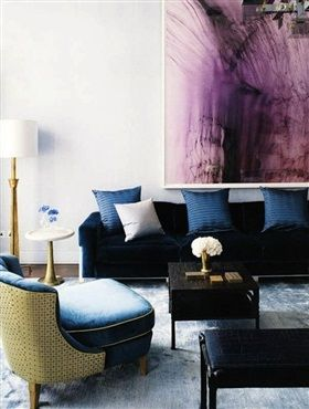 Interieurtrend: Violet - Residence