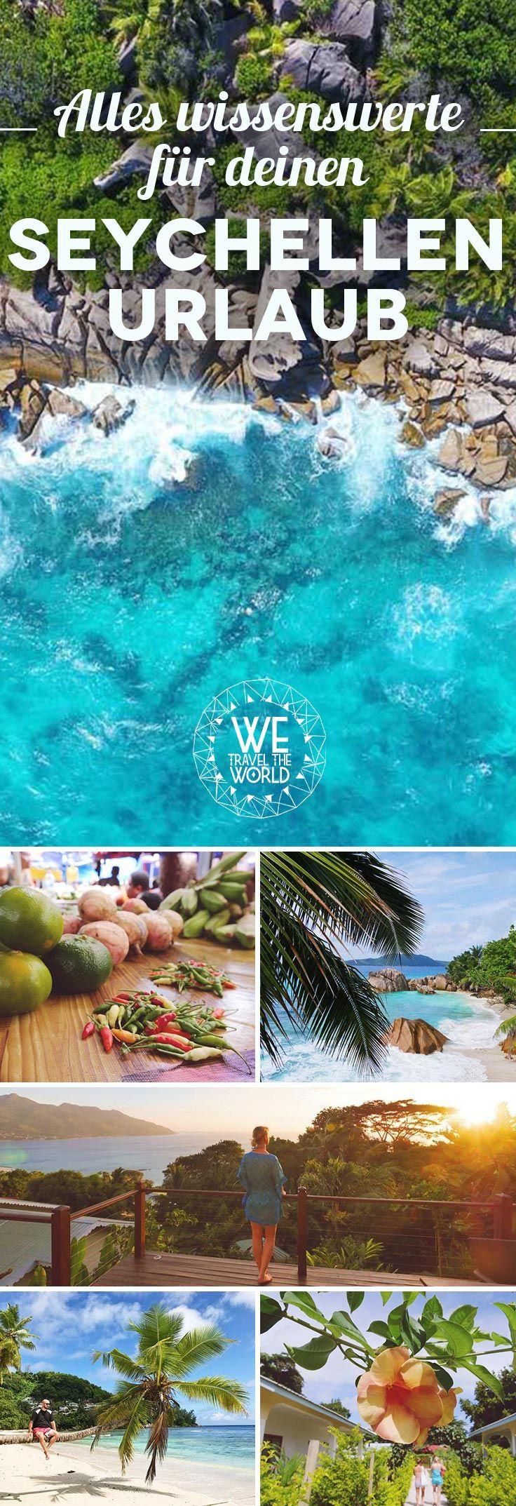 Alles was du für deinen Seychellen Urlaub wissen musst. Inklusive Unterkünften, Kosten; Highlights und Tipps für deine Seychellen Reise. Abstecher nach La Digue und Mahé #seychelles #seychellen #reisetipps #highlights #paradies