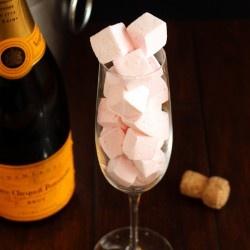 Pink Champagne Marshmallows