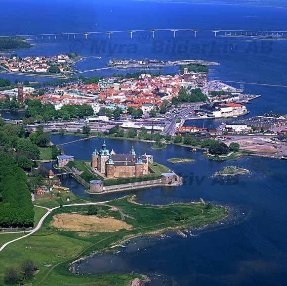 Kalmar, Sweden.