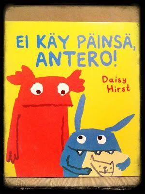 Sininen keskitie: Ei käy päinsä, Antero!