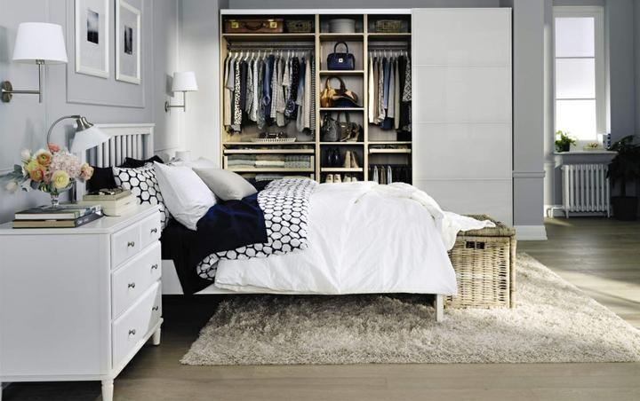 ideen für schlafzimmer 12 moderne optionen  ikea