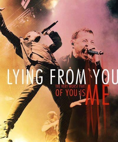 Image Result For Lying From U Linkin Park