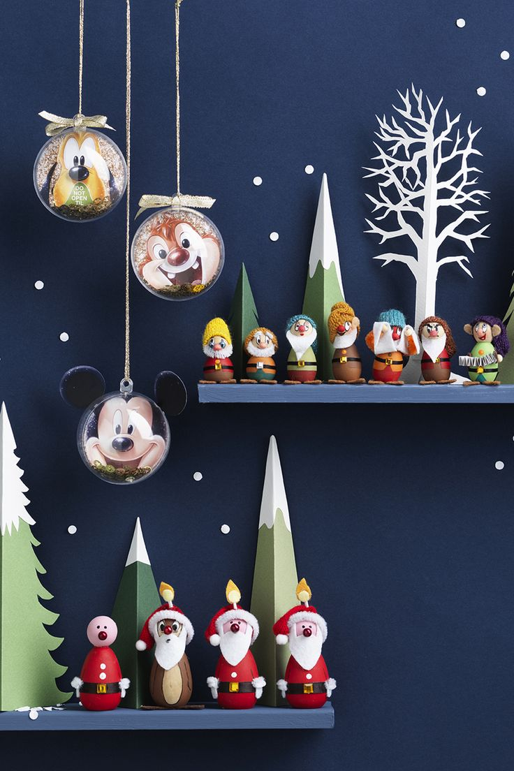 DIY Disney for christmas wwwpandurocom Disney by