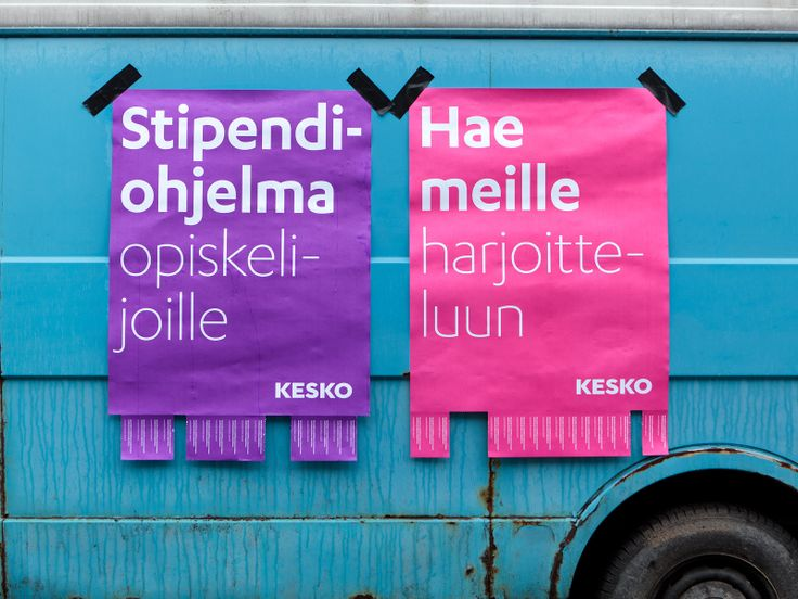 Kesko's student programs