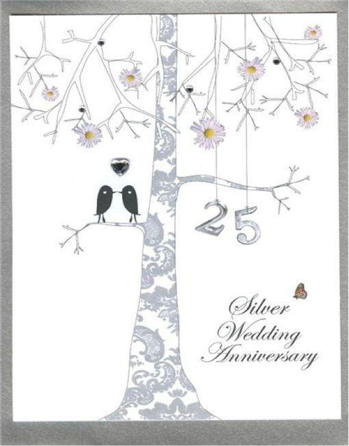 year wedding 50th wedding 25th wedding anniversary anniversary silver ...