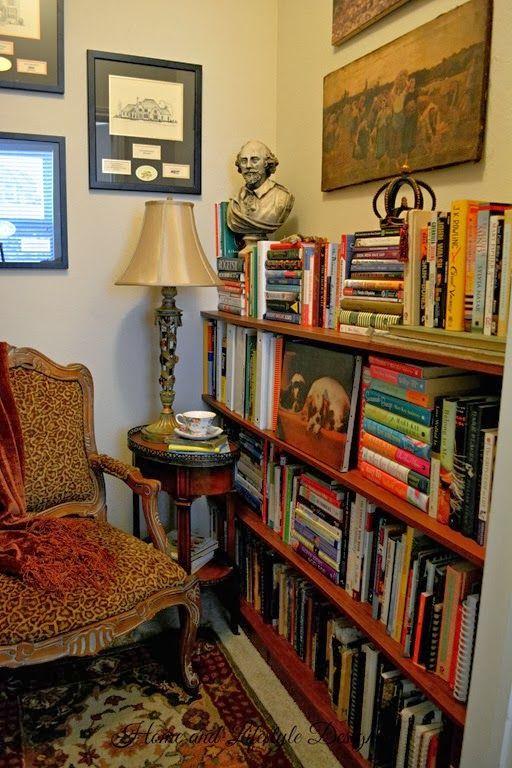 Best 25 Closet Library Ideas On Pinterest Reading Nooks