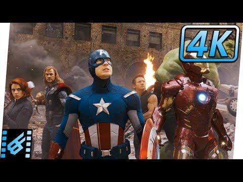 Avengers Assemble | The Avengers (2012) | Movie Clip 4K - YouTube