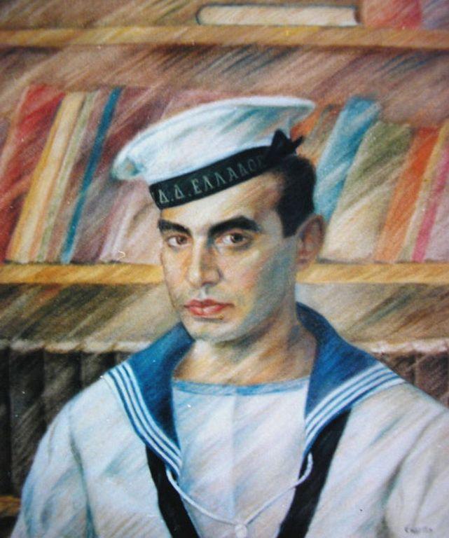 Κάρτερ Ερνέστος-Ο αδελφός μου ο ναύτης