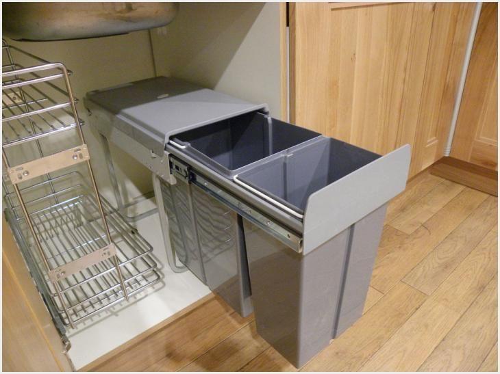 Kitchen Cabinet Recycle Bins Ideas Kitchen Waste Bin Kitchen