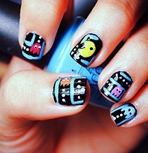 Geek Girl Manicures
