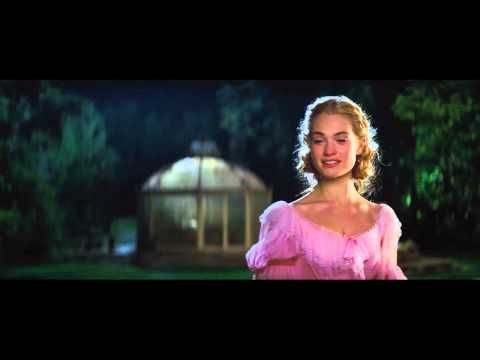 Disney's CINDERELLA | Official HD Trailer 3....The cinematography in this is breathtaking... Each shot a work of art.