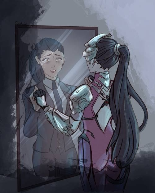 Girls Tears Wallpapers Widowmaker V Am 233 Lie Lacroix I Play To Win Overwatch