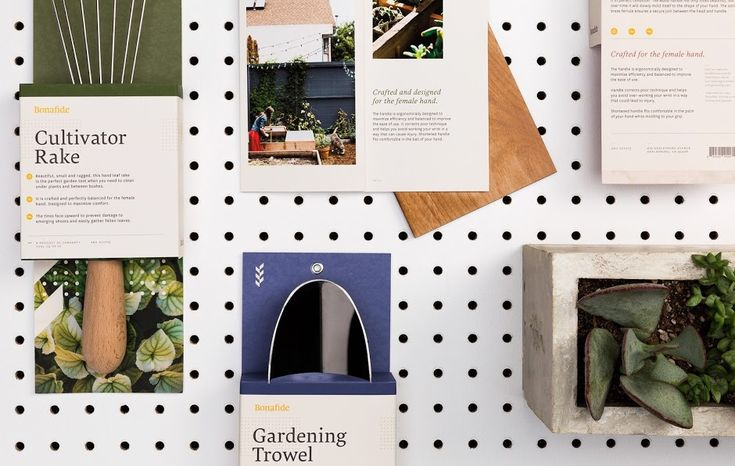 Bonafide Garden Tools (Student Project) on Packaging of the World - Creative Package Design Gallery
