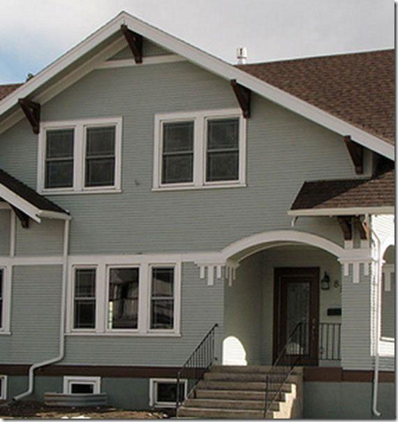 52 Best House Colour Images On Pinterest Modern Exterior