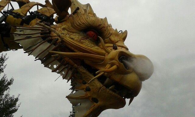Nantes dragon