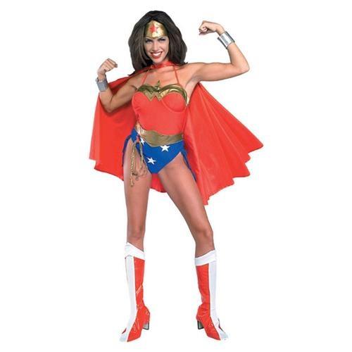 Woman costume wonder womens