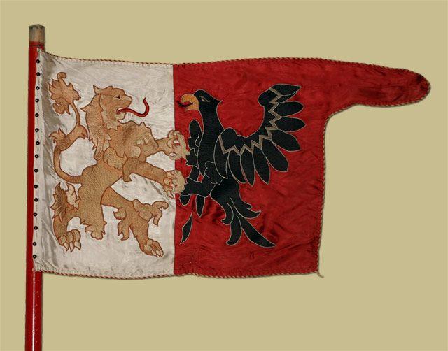Történelmi zászló (Bocskai)