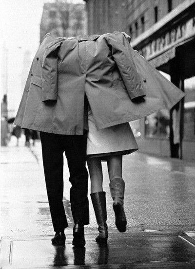 ❤ Viens m'embrasser  sous la pluie...A ce soir