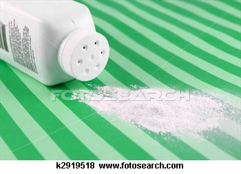 Use Baby Powder to Stop Stains When ironing a white shirt, sprinkle baby powder under the arms before ironing. This will keep sweat from seeping through the shirt, and avoid stains. By coville123 from Brockville, Ontario