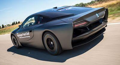 BMW Wasserstoff-Brennstoffzellen-Markt im nächsten Jahrzehnt eingeben BMW Fuel Cell Hydrogen Reports Tech