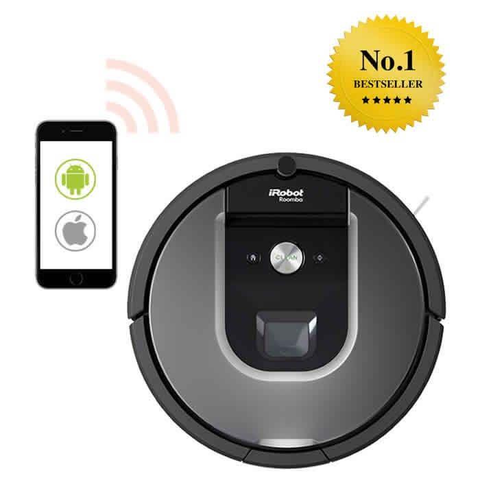 Aspirapolvere Robot Miglior Prezzo.Irobot Roomba 960 Robot Aspirapolvere Wi Fi Garanzia