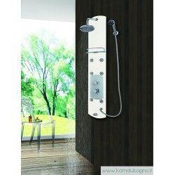 Colonna doccia idromassaggio kamalubagno