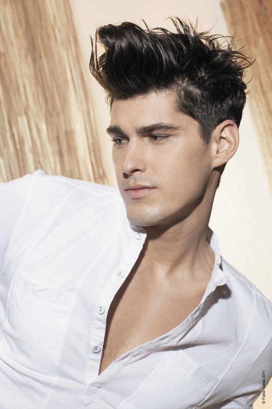 Elvis Inspired Hairstyles for Men 2012